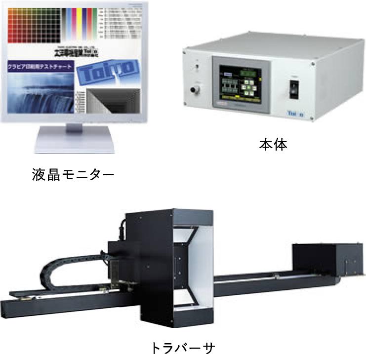 製品情報 印刷機械制御装置 写真